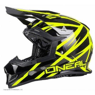 Шлем кроссовый Oneal 2Series Helmet Thunderstruck XL