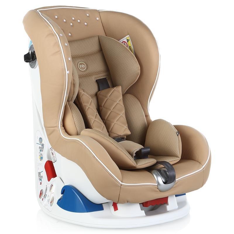 Автокресло группа 0/1 (до 18 кг) Happy Baby Taurus V2 Beige
