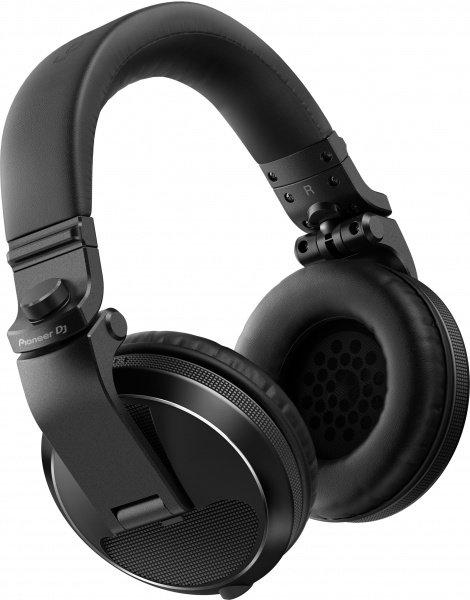 PIONEER HDJ-X5-K наушники для DJ, цвет черный