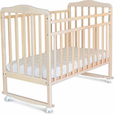 Детская кроватка Sweet Baby Mario Nuvola Bianca