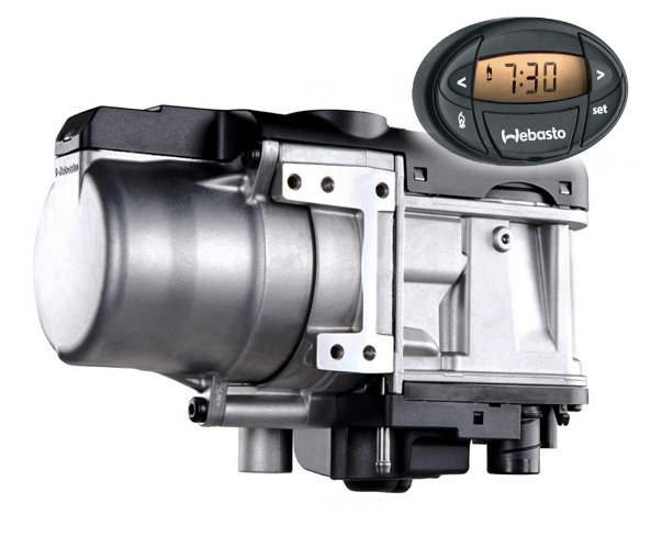 Webasto Thermo Top Start 5 кВт + Минитаймер