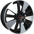 Колесный диск LegeArtis _Concept-HND518 7x18/5x114.3 D67.1 ET41 Черный - фото 1