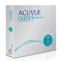 Acuvue OASYS 1-Day with HydraLuxe Technology (90 линз) акувью оазис ван дей вис гидралюкс