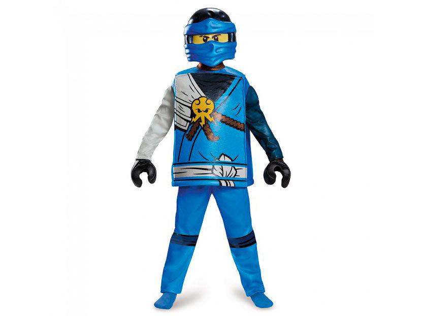 Костюм LEGO Ninjago 98123G-PK1 Костюм NINJAGO Джея размер L