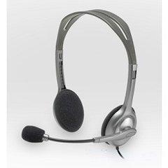 Наушники Logitech Stereo Headset H110 981-000271