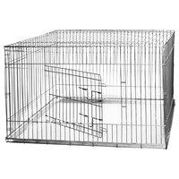 Данко Клетка для собак (120х80х80см), КлС-3
