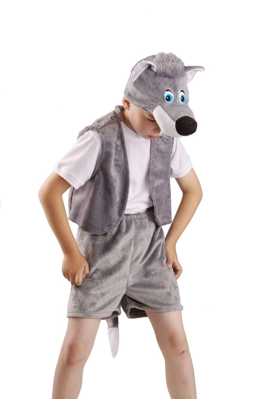 Костюм карнавальный «Волк»