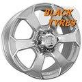 Диск колесный LS Wheels 187 7.5x18/6x139.7 D67.1 ET46 SF - фото 1