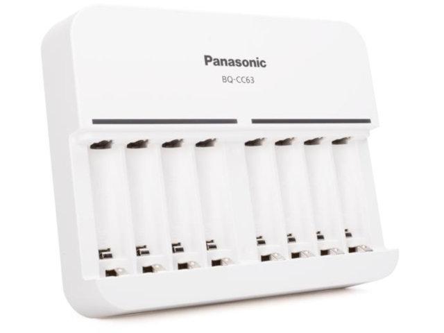 Зарядное устройство Panasonic Basic BQ-CC63E 87889
