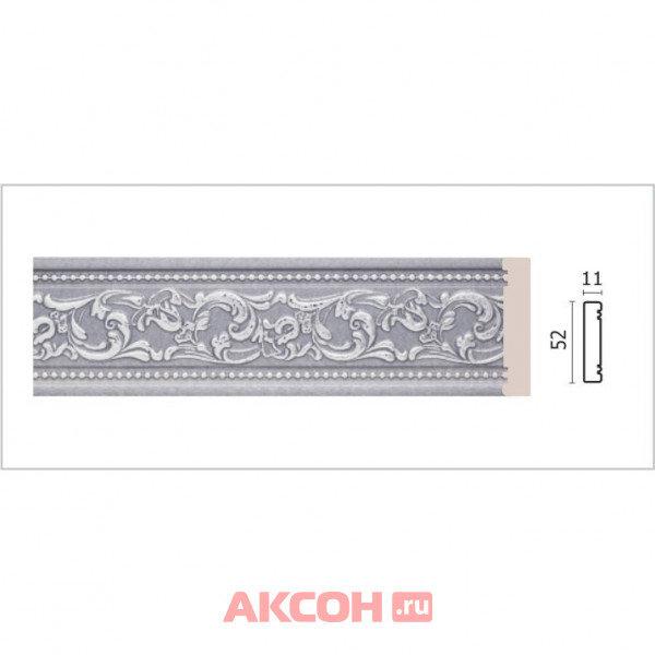молдинг decor-dizayn 50*11*2400мм 156-42s/40