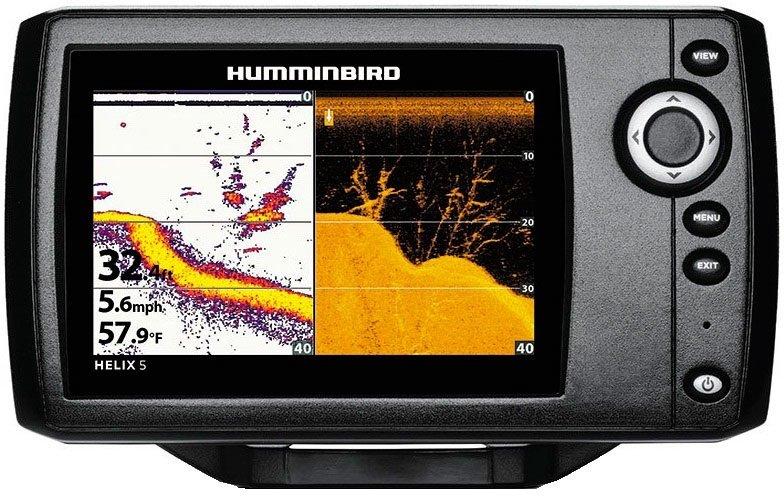 Эхолот Humminbird Fishfinder 565x