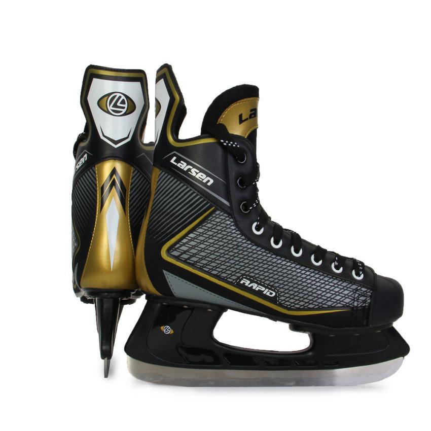 """Коньки хоккейные Larsen """"Rapid"""", размер 45"""