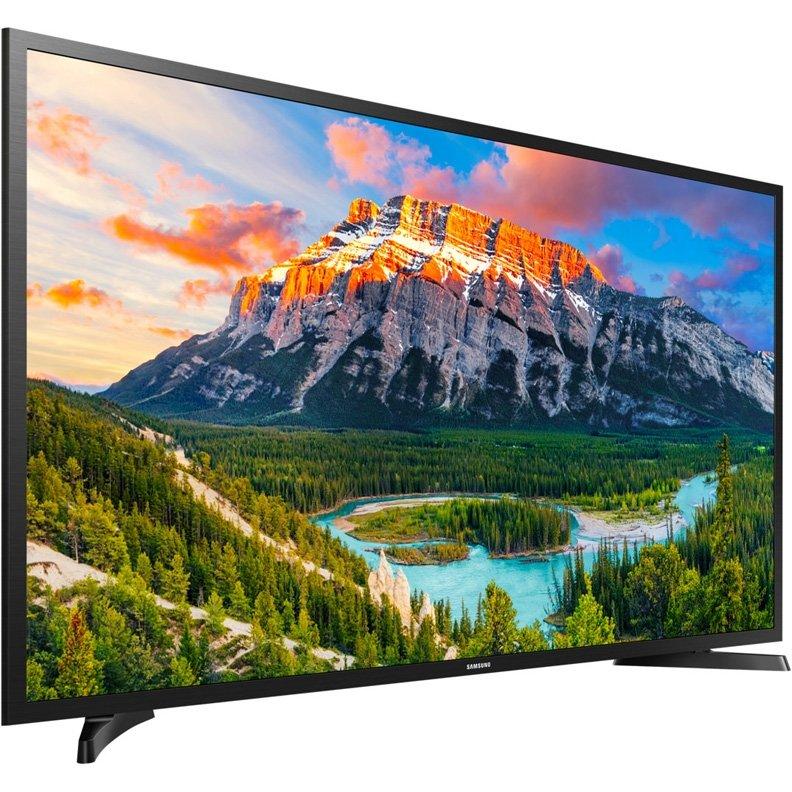 Телевизор SAMSUNG UE43N5000AUX, черный