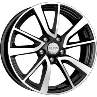 литой колесные диски K&K КС699 ZV RAV 4 7x17 ET39 PCD5*114.3 (Чёрный полированный) DIA 60.1