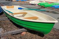 Лодка Виза-яхт Тортилла-395 с Рундуками