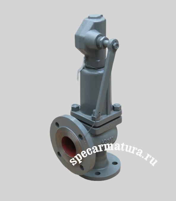 Клапан предохранительный ПРЕГРАН КПП 496-01