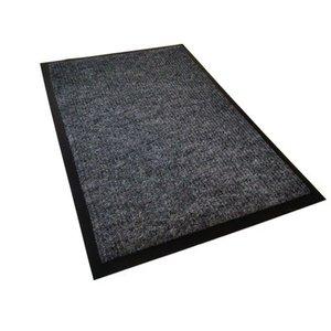 """Коврик входной влаговпитывающий """"Комфорт"""", 90х150 см, серый"""