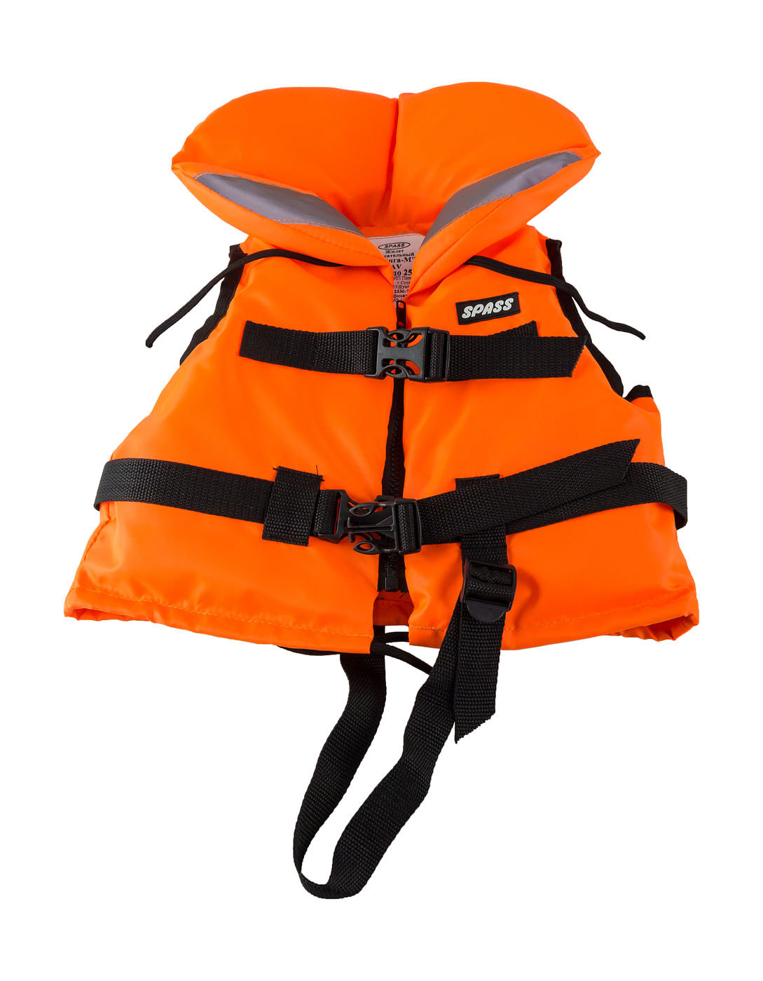 Жилет спасательный детский Юнга до 25 кг junga-m