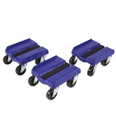 Транспортировочные ролики Yamaha Super Sport Caddy(синие)