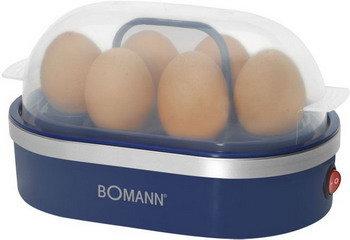 Яйцеварка Bomann EK 5022 CB blau