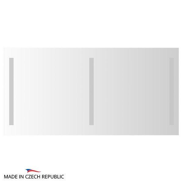 Зеркало со встроенным светильником ELLUX STRIPE LED (140х70 см) STR-A3 9129