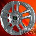 Литые диски Диск 6j-15 5x100 43 57.1 S LegeArtis SK-2 - фото 1