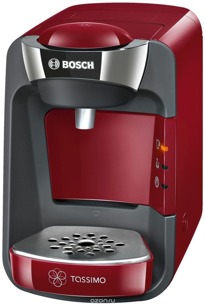 Bosch TAS3203, Red кофеварка