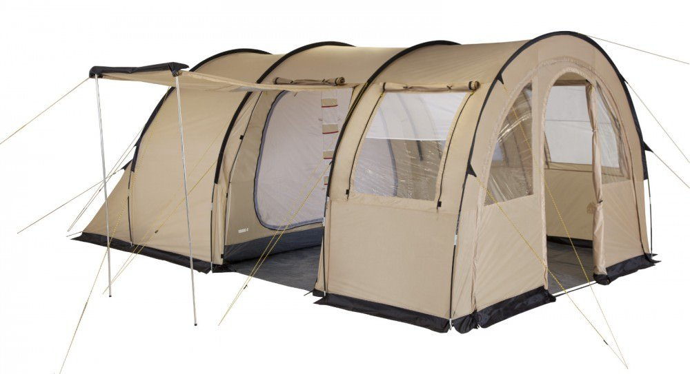 Кемпинговая палатка TREK PLANET Vario 4