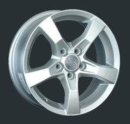 Диски Replay Replica Chevrolet GN52 7x17 5x105 ET42 ЦО56.6 цвет S - фото 1