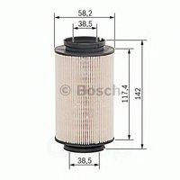 Вставка топливного фильтра 1457070007 Bosch арт. 1457070007