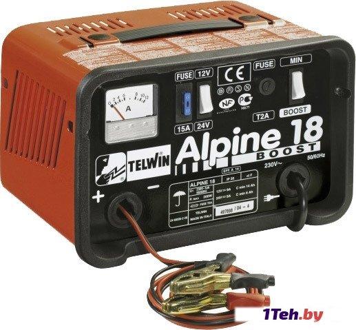 Пуско-зарядные устройства Telwin Alpine 18 Boost