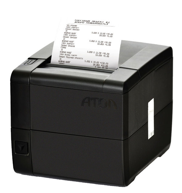 Фискальный регистратор Атол 25Ф