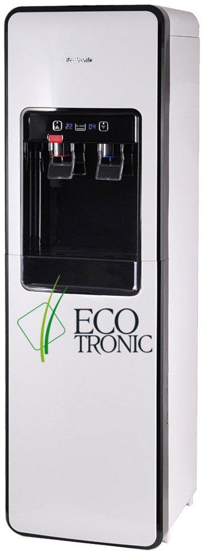 Кулер для воды с нижней загрузкой бутыли Ecotronic P5-LXPM