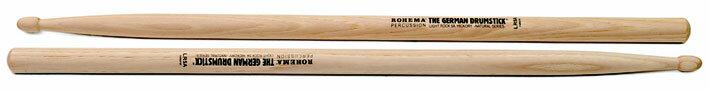 Барабанные палочки rohema natural light rock 5a