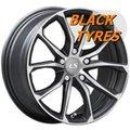 Диск колесный LS Wheels 764 6.5x15/4x100 D60.1 ET40 GMF - фото 1