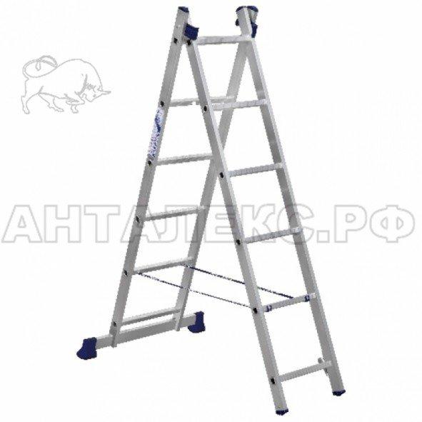 Лестница-стремянка L206