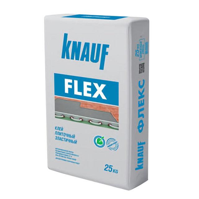 клей длякерам.плитки KNAUF Flex 25 кг