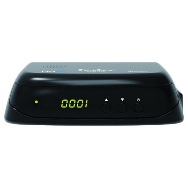 ТВ-тюнер DVB-T2 Tesler DSR-710