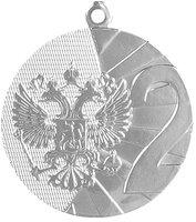 Россимвол Медаль 2 место MMC8040/S 40 G-2мм