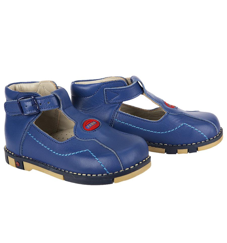 Туфли ТАШИ-ОРТО цвет: синий