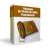 Программатор АТС Panasonic KX-TD1232/KX-TD816 1.32