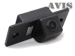 CCD штатная камера заднего вида AVIS AVS321CPR (#073) для SKODA FABIA II (2008-...) / YETI
