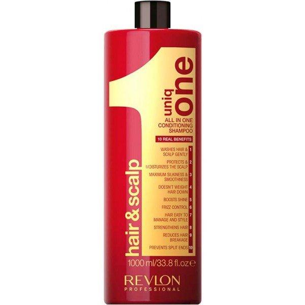 Uniq One All In One Conditioning Shampoo - Шампунь-кондиционер 1000 мл