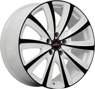 Колесный диск YOKATTA MODEL-22 8x18/5x120 D72.6 ET30 Черный - фото 1