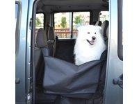 Накидка защитная COMFORT ADDRESS Daf-045 Black для перевозки собак и грузов с защитой дверей