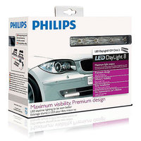 Дневные ходовые огни LED DayLight8 12V 6W Click 2 PHILIPS (1шт.) PHILIPS-12824-WLEDX1
