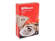 фильтры для кофе filtero 1х2/80 коричневые