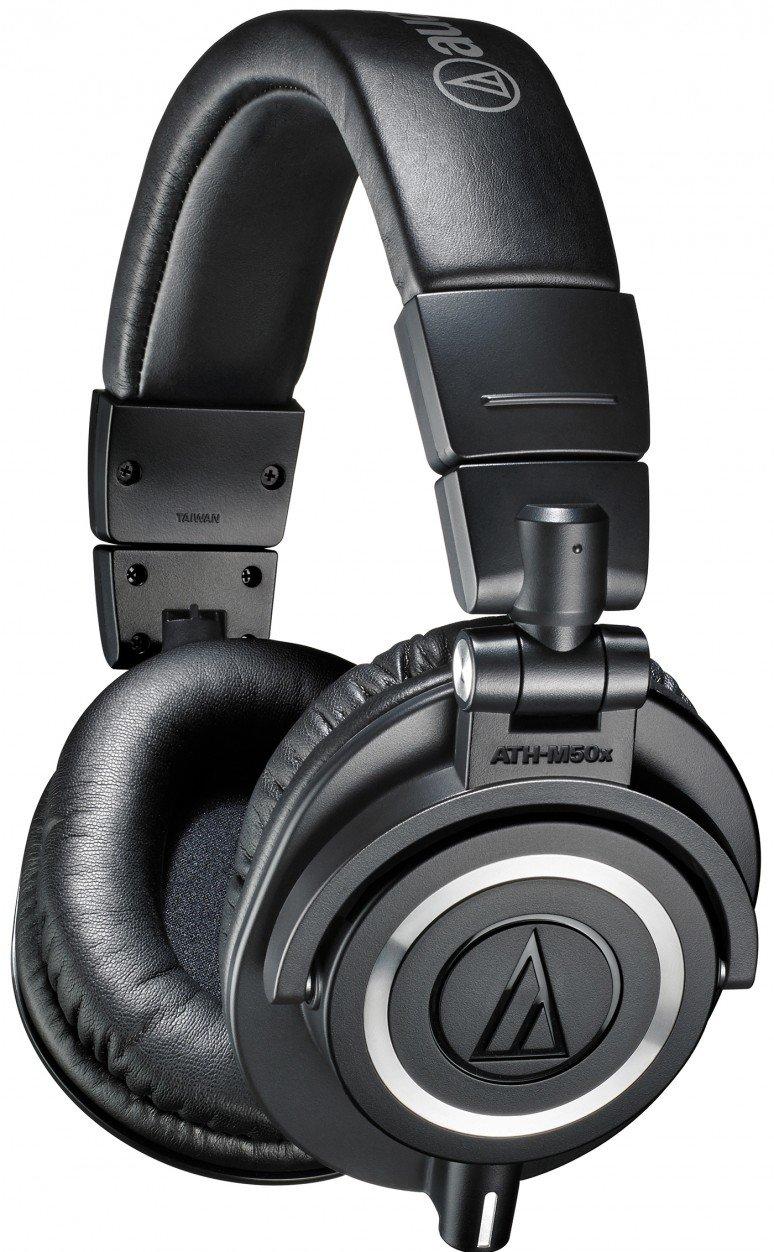 Audio-technica ATH-M50X наушники для DJ
