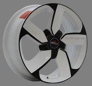 Колесные диски Yokatta MODEL-39 W+B 7x17 5x114,3 ET50 d64,1 - фото 1