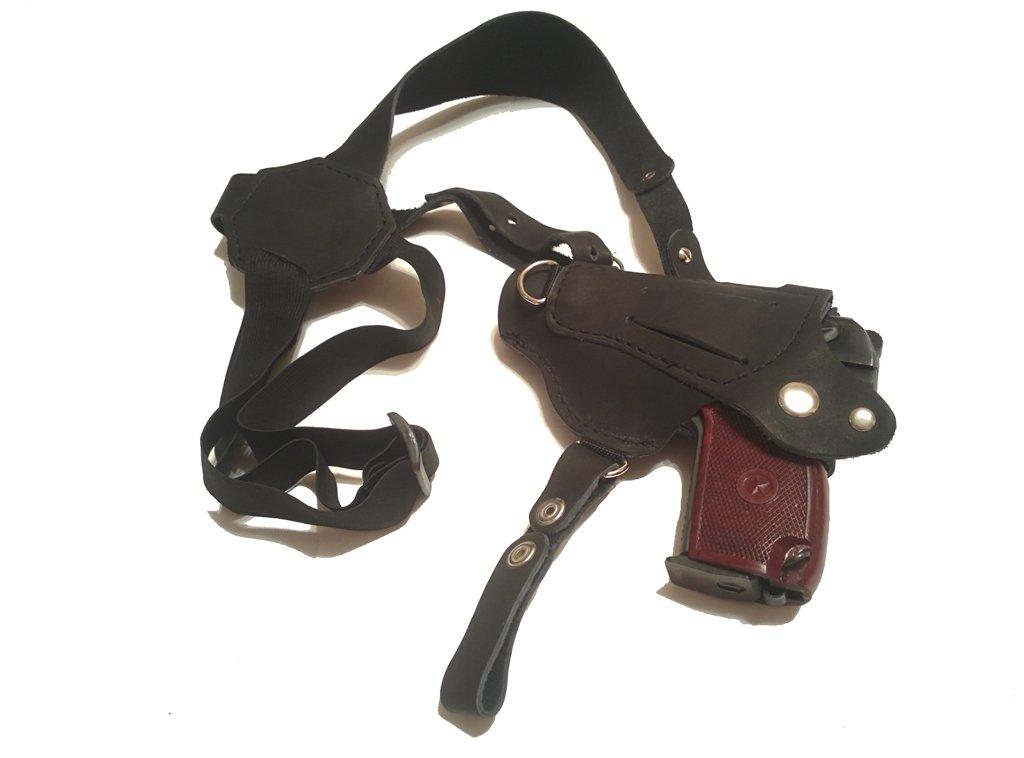 Кобура оперативная для пистолета ПМ (натуральная кожа)